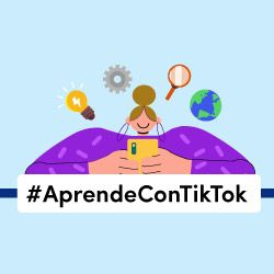 #aprendecontiktok